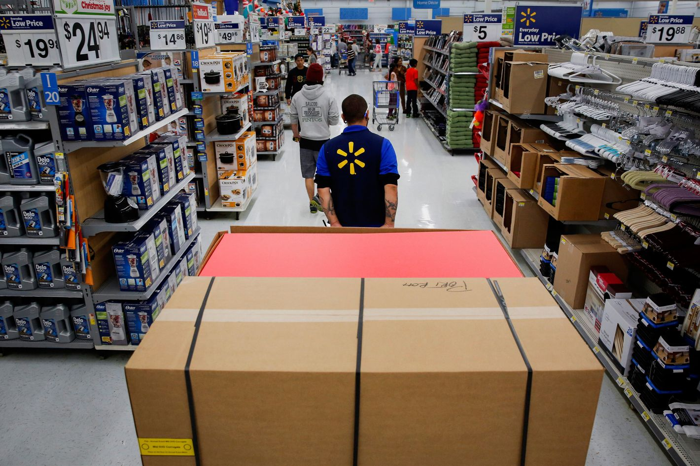Walmart's Black Friday Spies