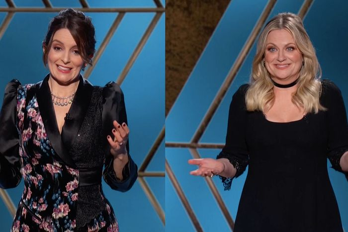 This Year's Golden Globes Were the Wrong Kind of Mess