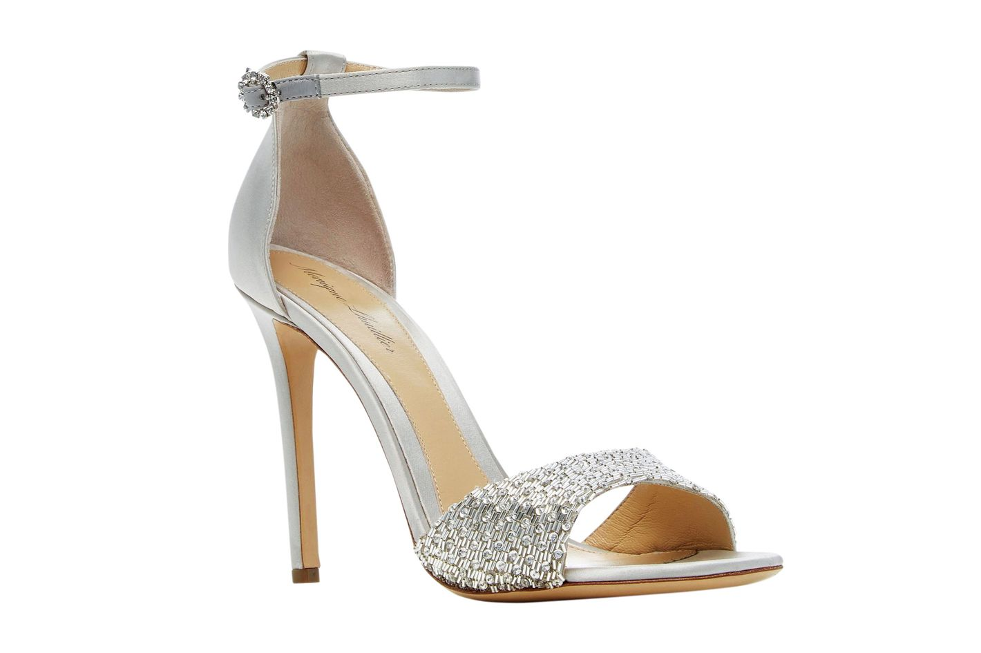 Monique Lhuillier Embellished Sandal, similar style