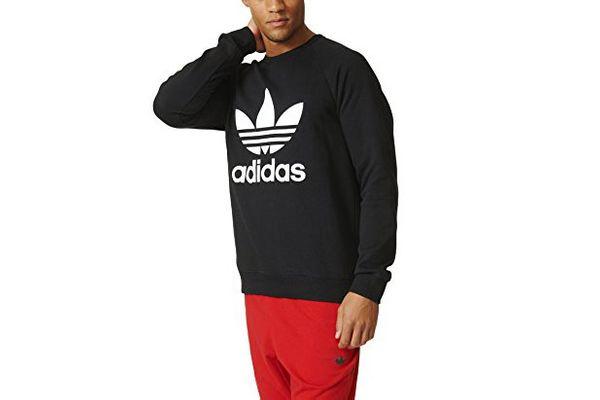 Adidas Originals Men's Trefoil Crew Sweatshirt