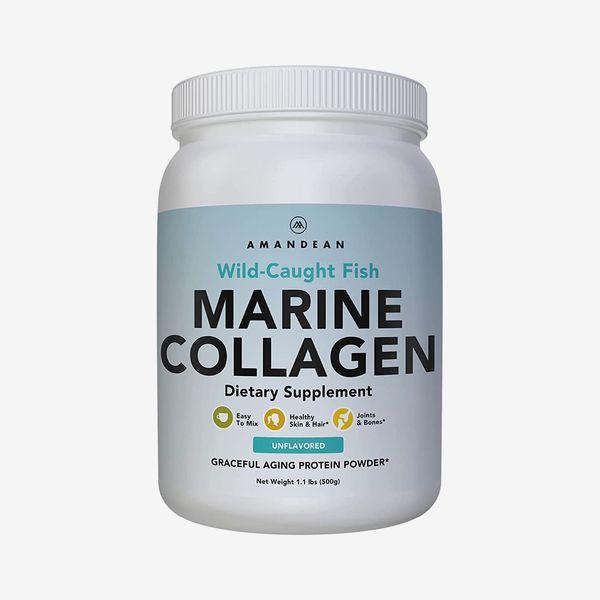 Amandean Wild-Caught Fish Marine Collagen