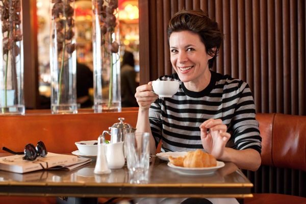 Fashion Photographer Garance Doré Is Stressed Out by Brunch