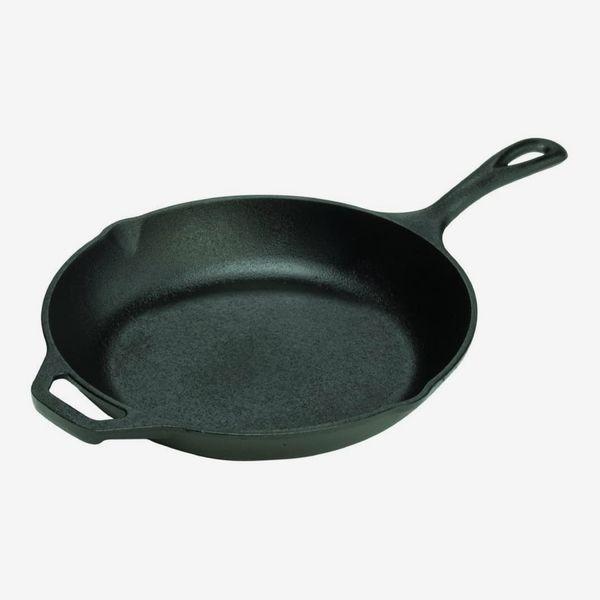 Lodge 10-Inch Cast-iron Chef Skillet
