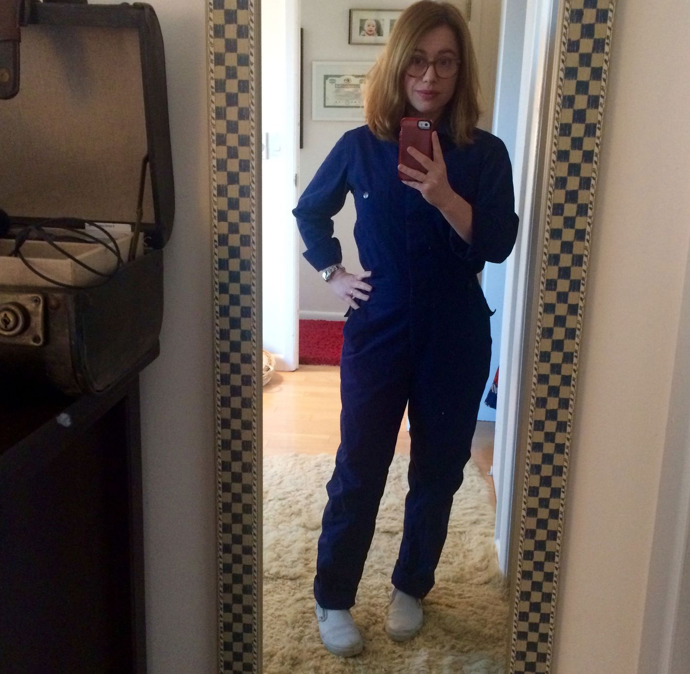 The Cut Tries Uniform Dressing With Uniqlo S Boiler Suit