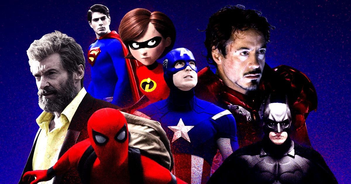 The 30 Best Superhero Movies Updated April 2019