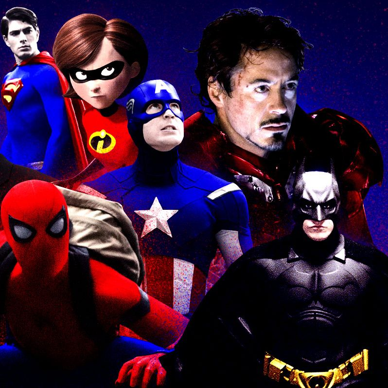 The 30 Best Superhero Movies (Updated April 2019)