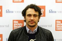 "Actor and filmmaker James Franco attends the ""My Own Private River"" Film Society of Lincoln Center"