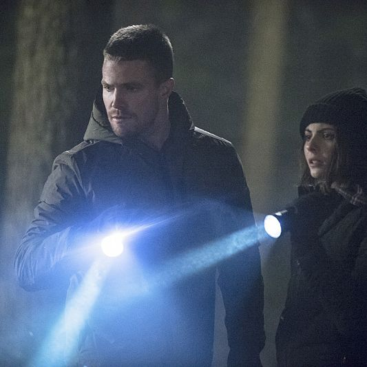 Arrow Recap: Home on the Strange