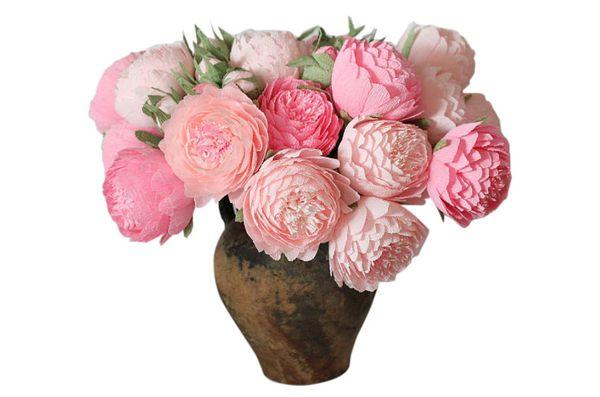 Flower Decoration Paper Flowers