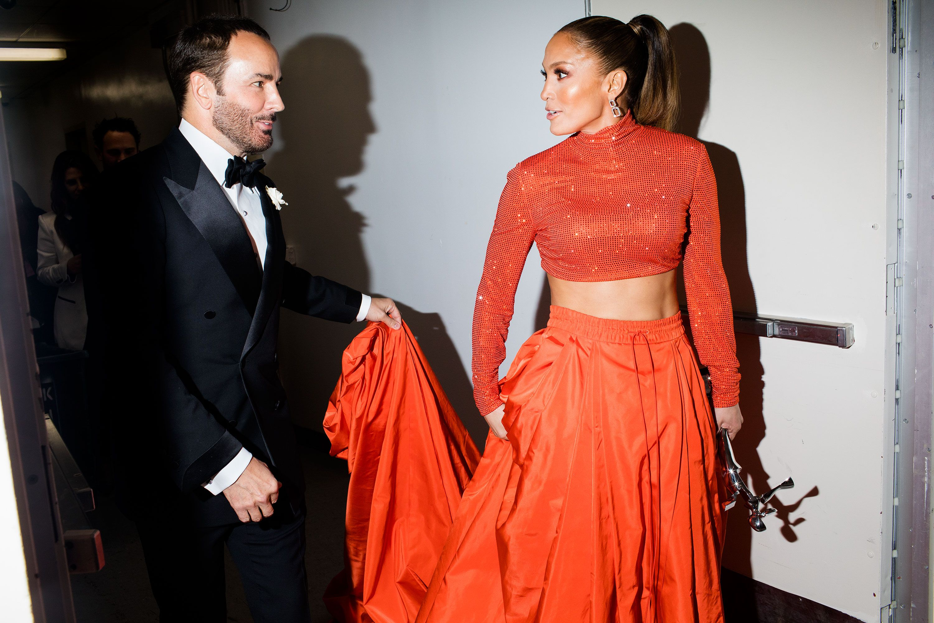 Inside Tom Ford's First Night As Chair of the CFDA