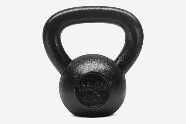 Yes4All Solid Cast Iron Kettlebell Weights