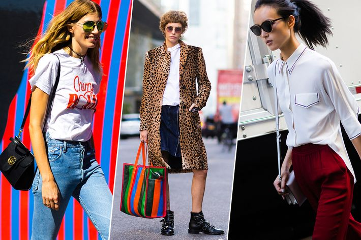 More Of The Best Street Style From New York Fashion Week