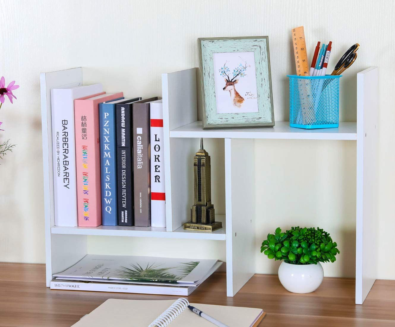 PAG Adjustable Desktop Bookshelf