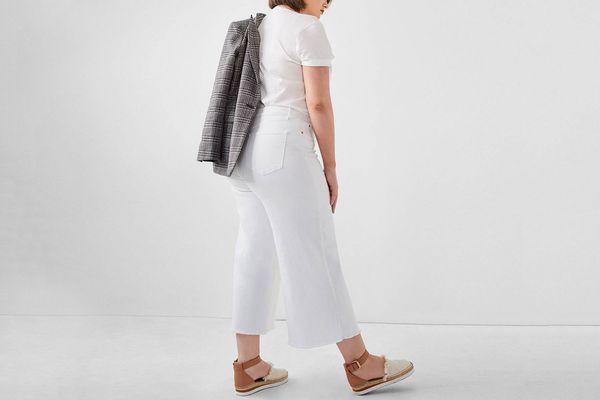 Warp + Weft Plus Size Jeans