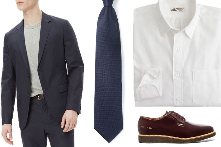 The Best Suit for Summer Weddings