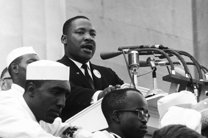 Martin Luther King Jr. Photo: Francis Miller/The LIFE Picture Collection/Getty Images