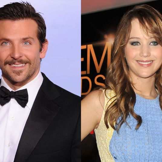Bradley Cooper/Jennifer Lawrence