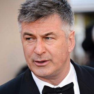 Alec Baldwin attends the