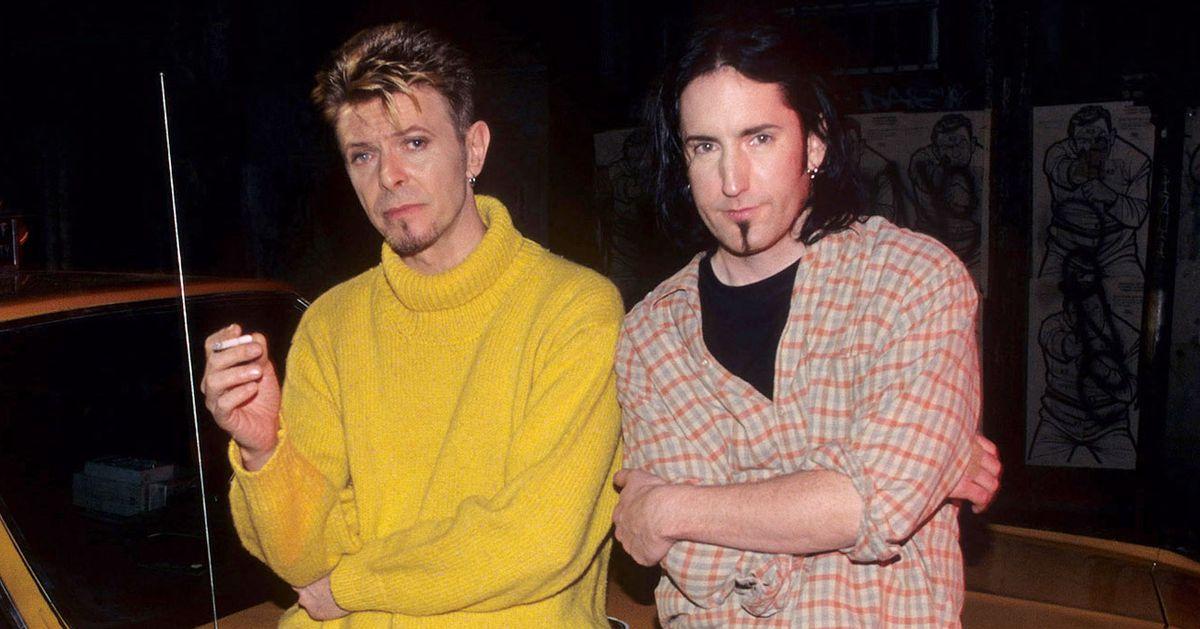 Trent Reznor Recalls How David Bowie Helped Him Get Clean