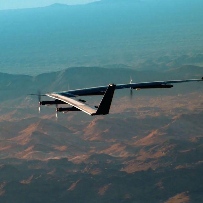 Facebook Drops Its Drone Project