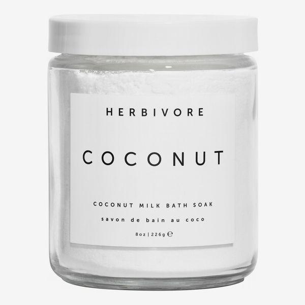 Herbivore Botanicals All-Natural Coconut Milk Bath Soak