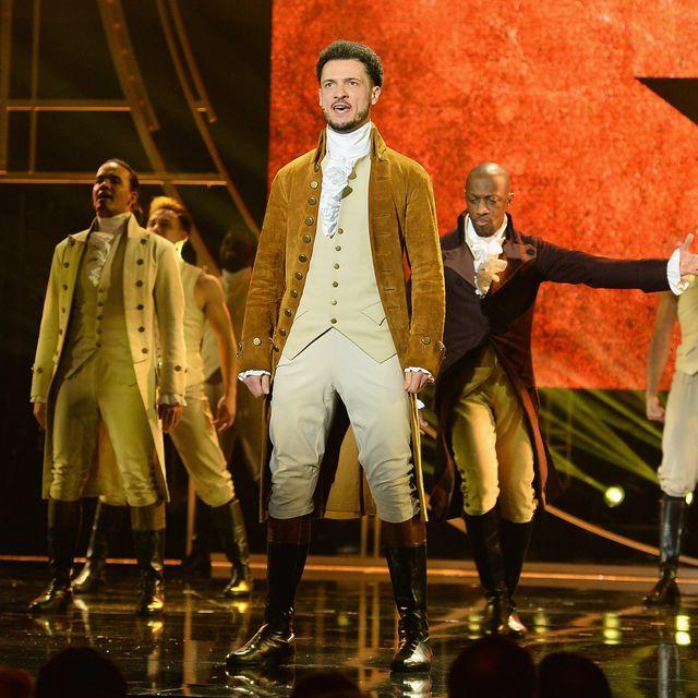 <em>Hamilton</em> Takes Home 7 Olivier Awards, Because Britain Just Loves It Too