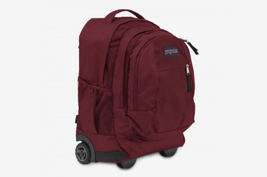 0915cc47ef57 JanSport Driver 8 Core Series Wheeled Backpack at Amazon