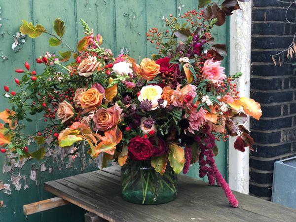 Jamjar Flowers