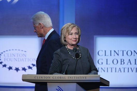International Leaders And Luminaries Attend Clinton Global Initiative