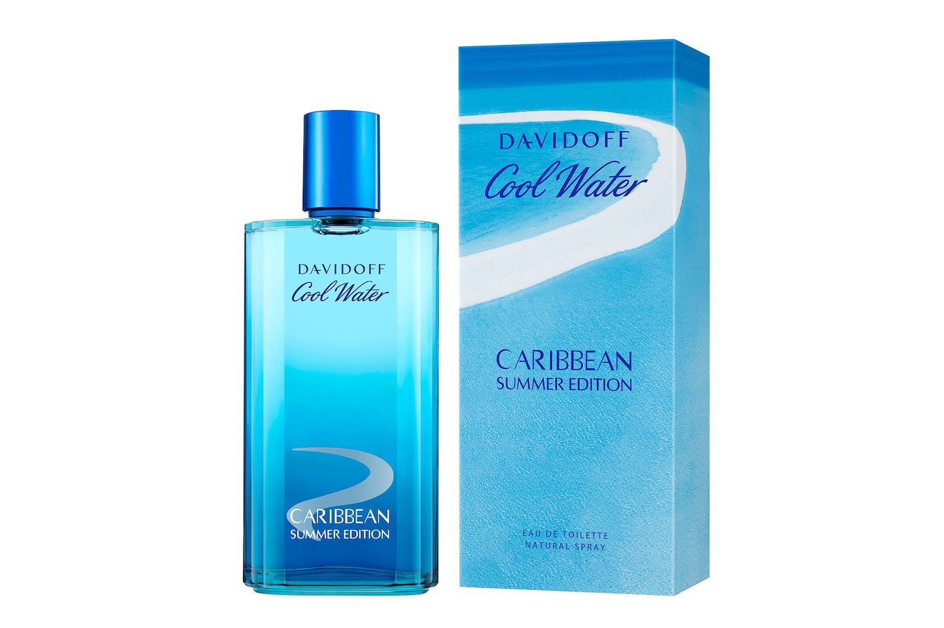 Davidoff Cool Water Caribbean Summer Edition Men's Cologne