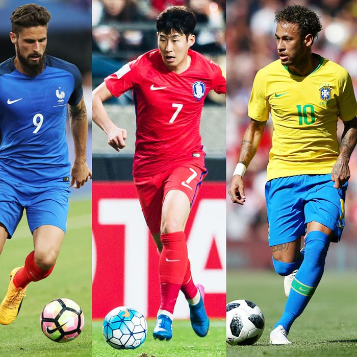 12fd0144e Which World Cup 2018 Team Should I Root For