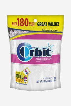 ORBIT Bubblemint Sugarfree Gum