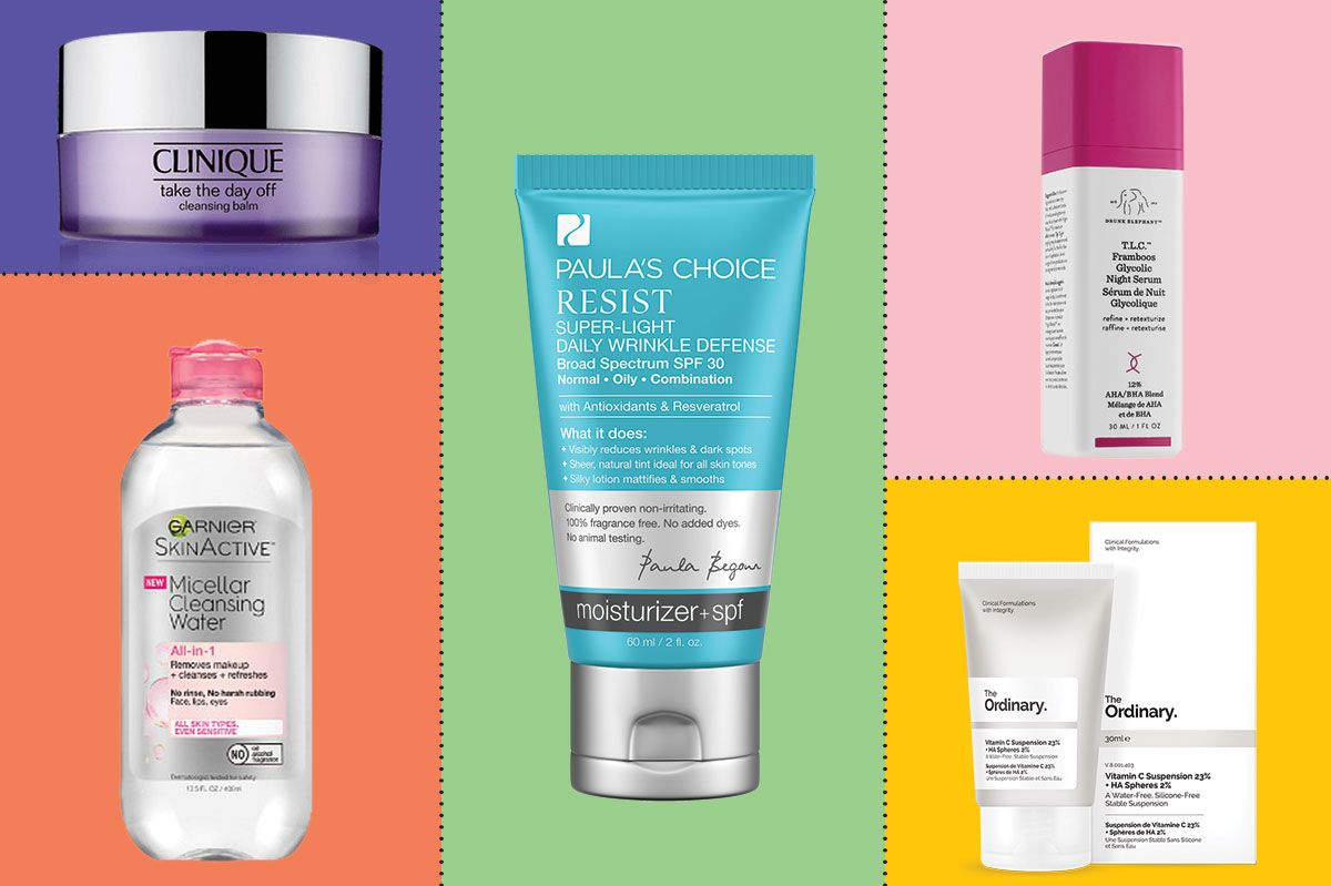 Best Skin Care Beauty Face Products On Strategist 2017 The