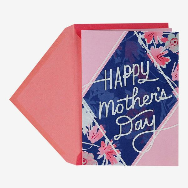 Hallmark Mother's Day Card (Peace, Quiet, and Love)