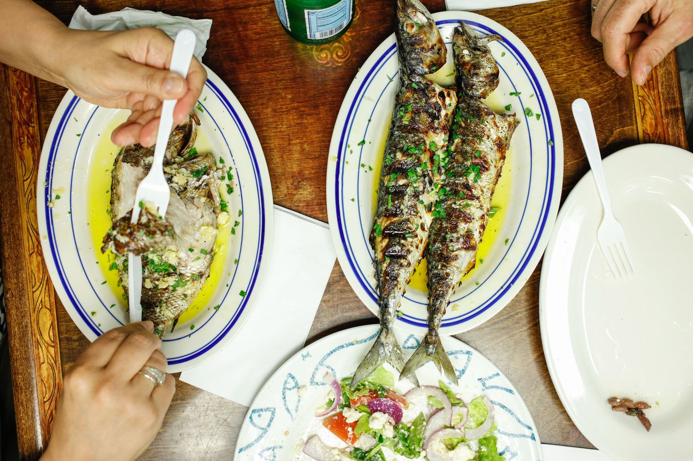 The Absolute Best Seafood In Nyc