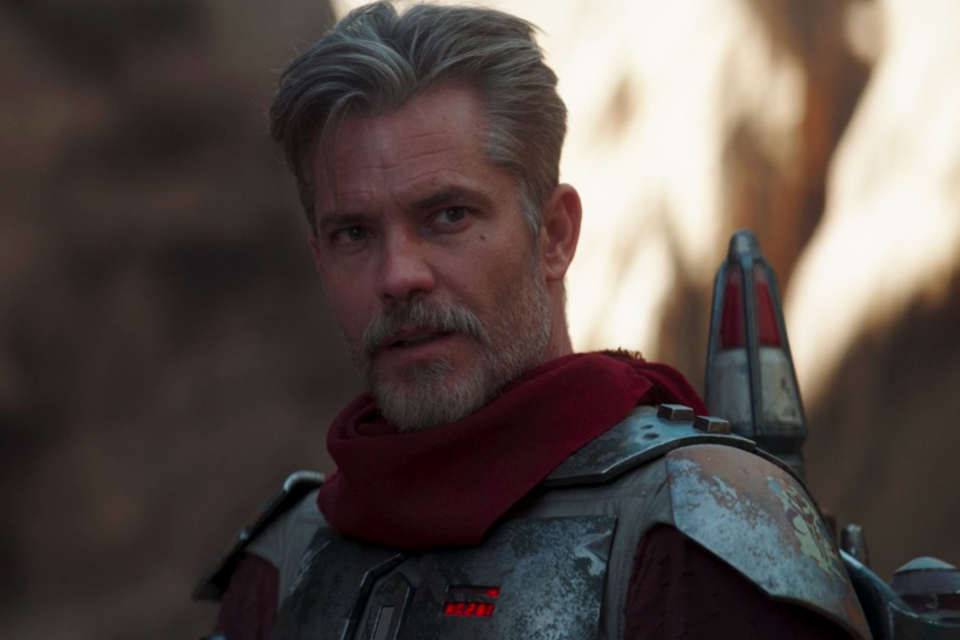 Timothy Olyphant in 'The Mandalorian' Season 2: PHOTO