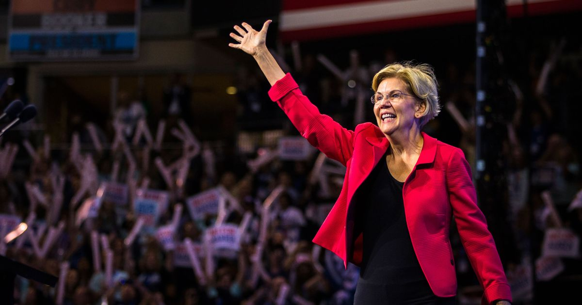 Elizabeth Warren's Plan to Boost Social Security by $200 a Month Is How to Beat Trump