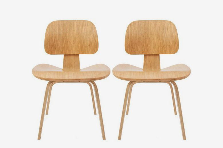 natural plywood chairs