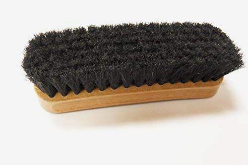 Star Professional Horsehair Shoe Shine Brush