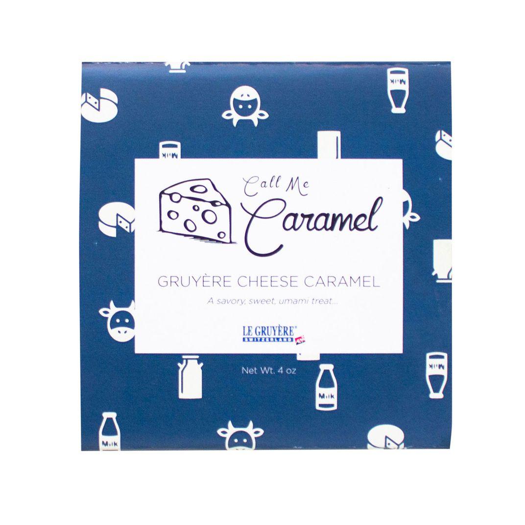 Call Me Caramel Gruyère Caramels