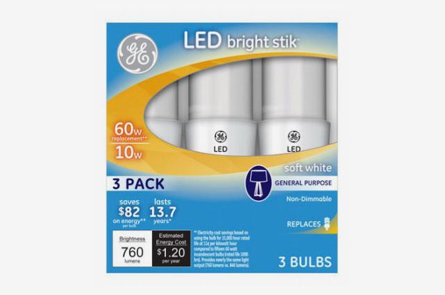 GE Lighting 79368 LED Bright Stik 10-Watt