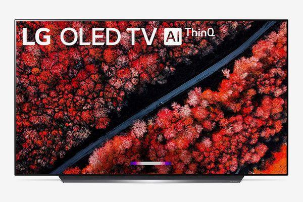 LG 55-inch C9 OLED TV