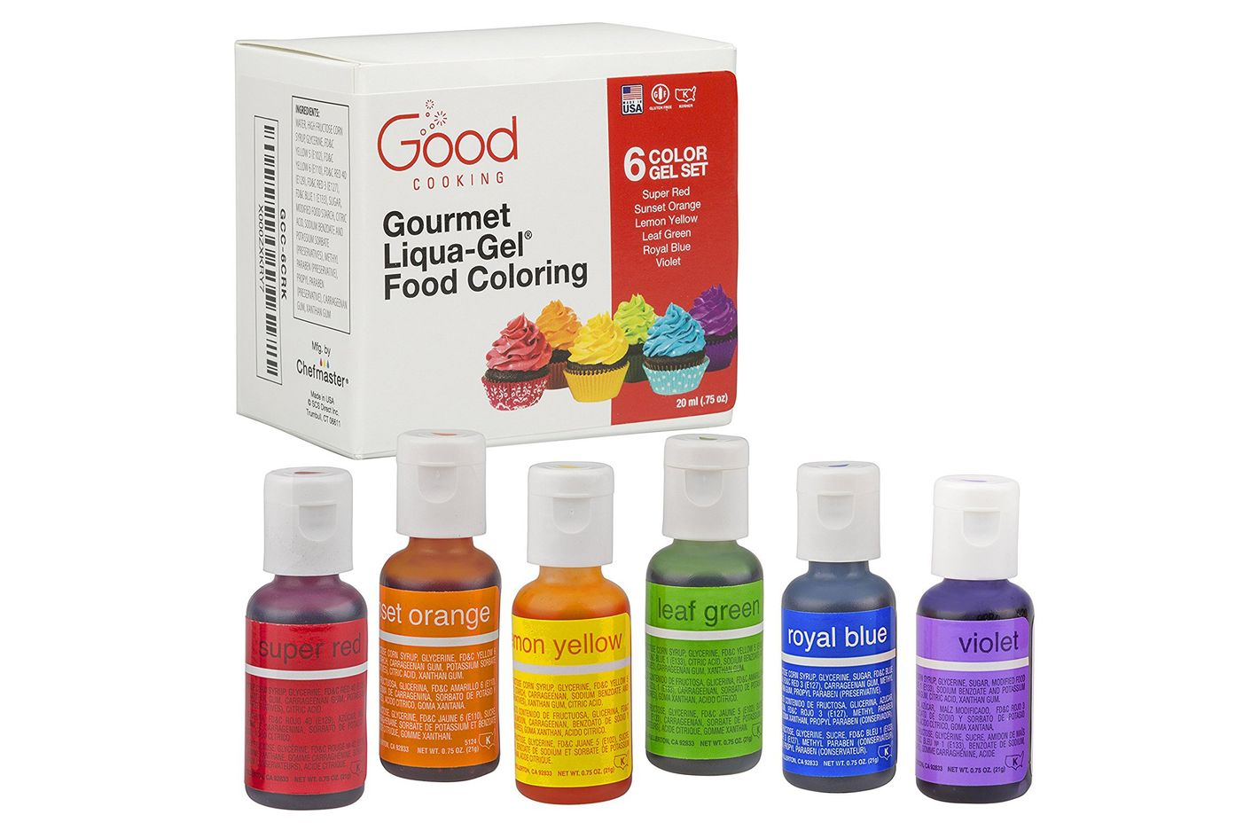 Food Coloring Liqua-Gel