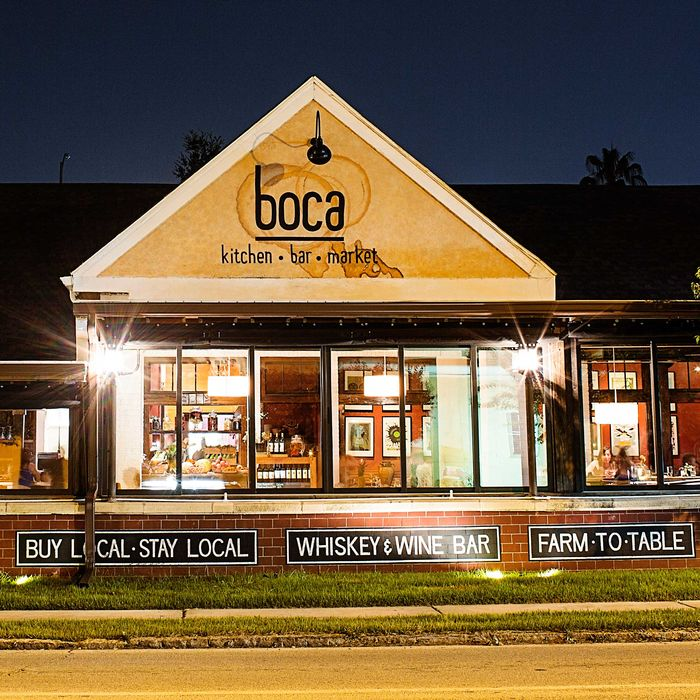 Boca Kitchen Bar is one of the restaurants critic Laura Reiley called out.