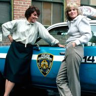 Sharon Gless;Tyne Daly