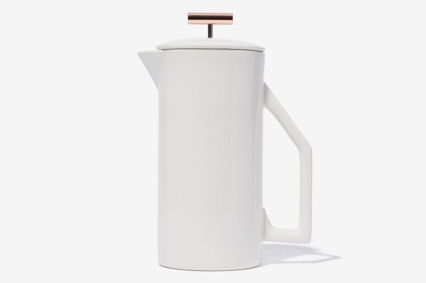 CERAMIC FRENCH PRESS, 850 ML