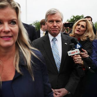 Supreme Court Hears Former Virginia Gov. Bob McDonnell's Corruption Appeal Case