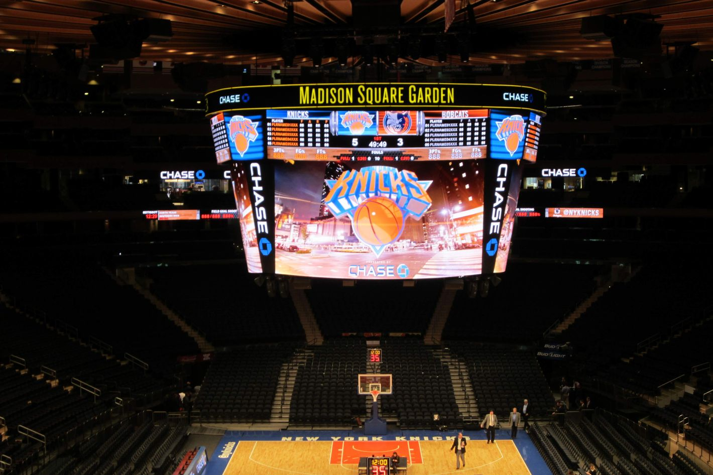 Superb Hereu0027s What The Renovated Madison Square Garden Looks Like